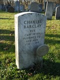 Image for Charles Barclay, Cranbury, NJ