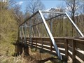 Image for Klump Road Pratt pinned through truss bridge