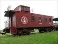 Image for Caboose 14264 – Freeport, IL