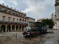Image for Train in Plaza de las Armas - La Habana, Cuba