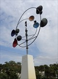 Image for Serenity - Wind Sculpture - Sarasota, Florida, USA.