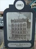 Image for 1882 - Greenleve, Block, & Co. Building - Galveston, TX