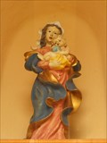Image for Virgin Mary with infant Jesus at Chapel near Angstall, Zell - BY / Germany