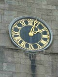Image for Clock, St. Marys Priory Church, Monmouth, Gwent, Wales