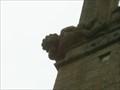 Image for Cherub Gargoyles - St Mary Magdalene Church, Ecton, Northamptonshire, UK