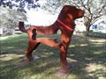 Image for Artist Dale Rogers lets the dogs out at Mennello Museum  -  Orlando, FL