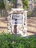 Image for Fuller Cemetery - Springvlle, AL