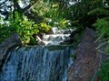 Image for Chicago Botanic Garden Waterfalls