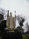 Image for John Paul II  -  Lima, Peru