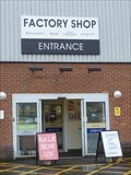 Image for Portmeirion Factory Shop - Stoke, Stoke-on-Trent, Staffordshire, UK.