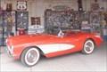 Image for Route 66 Corvette - Hackberry General Store - Arizona, USA