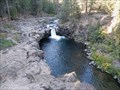 Image for Lower McCloud River Falls Overlook - off Calif. Hwy 89