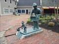 Image for Bronze Organ Grinder and Monkey - Newport, RI