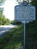 Image for Keyes Gap