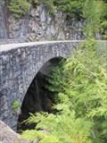Image for Christine Falls Bridge - Mt Rainier National Park
