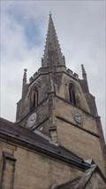 Image for Holy Trinity Church Clock – Matlock Bath, UK