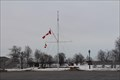 Image for Nautical Flag Pole, RMC Parade Square - Kingston, Ontario