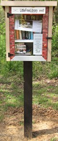 Image for Clarence Foster Park Little Free Library - Arlington, TX
