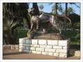 Image for Le lion du jardin Albert 1er a Nice
