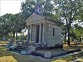 Image for Moore Mausoleum - Oakwood Cemetery Historic District - Fort Worth, TX