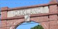 Image for Oakland Cemetery Arch - 1896 - Atlanta GA