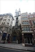 Image for St Michael's Cornhill - Cornhill, London, UK