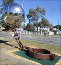 Image for Ball,chain and manacle - Cottesloe,  Western Australia