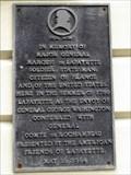 Image for Marquis de Lafayette - Newport, RI