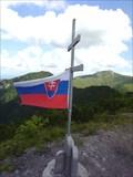 Image for Kríž na vrchu Suchý - Malá Fatra, Slovakia