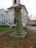 Image for Combined World War Memorial - Sezimovo Ústí, Czech Republic