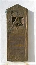 Image for Gedenktafel an der Inneren Stadtmauer - 88329 Wangen, BW, Germany