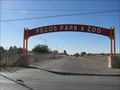 Image for Maxey Park and Zoo - Pecos, Texas