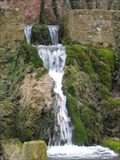 Image for Swerford Park Waterfall - Swerford, Oxfordshire, UK