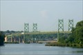 Image for Iowa-Illinois Memorial Bridges I and II - Moline, IL