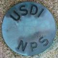 Image for U.S. Department of the Interior NPS Mark #1 - Appomattox, VA