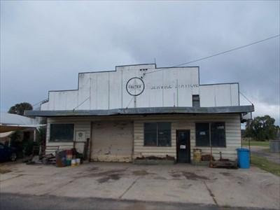 Caltex Service Station - Emmaville, NSW - Ghost Signs on Waymarking.com