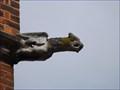 Image for Calvary Church of God in Christ Gargoyles - Fentiman Road, London, UK