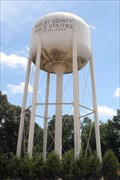 "Image for R.E. ""Doc"" Gallagher Water Tower - Fisherville, TN"