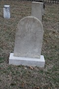 Image for FIRST -- Burial in Baccus Cemetery, Daniel Cook, Plano TX