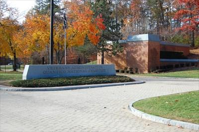 Quantico National Cemetery, Triangle, VA - Veteran ...