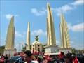 Image for Democracy Monument—Bangkok, Thailand.