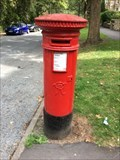 Image for Victorian Pillar Box - Valley Drive, Harrogate, Yorkshire, UK