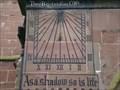 Image for St Peter's, Edgmond, Shrops Sundial