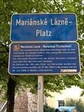 Image for Partnerstadt Mariánské Lázne - Weiden i.d. Oberpfalz, Bayern, Deutschland