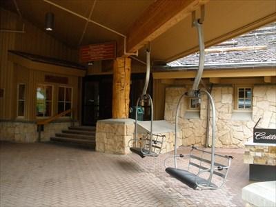 Ski Lift Bench - Deer Valley Resort - Park City, UT, USA - Artistic ...
