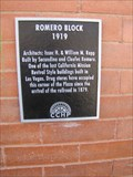 Image for Romero Block - Las Vegas, New Mexico