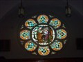 Image for St. Fidelis Catholic Church Stained Glass - Victoria, Kansas