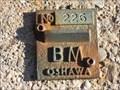 Image for Oshawa Benchmark No 226