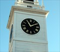 Image for First Congregational Church Clock. Hadley, MA
