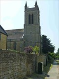 Image for Bell Tower, St Michael & All Angels, Broadway, Worcestershire, England
